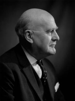 Sir Kenneth George Grubb, by Bassano Ltd - NPG x172370