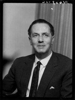 Keith Sinjohn Joseph, Baron Joseph, by Bassano Ltd - NPG x172406