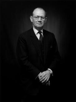 Austin Richard William ('Toby') Low, 1st Baron Aldington, by Bassano Ltd, 10 December 1969 - NPG x172469 - © National Portrait Gallery, London