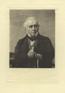 Thomas Babington Macaulay, Baron Macaulay, by Antoine Claudet, 1860s - NPG x20186 - © National Portrait Gallery, London