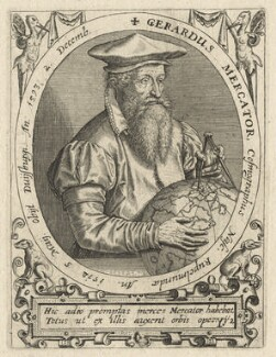 Gerardus Mercator, after Unknown artist - NPG D20942