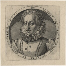 Queen Elizabeth I, after Unknown artist - NPG D20951