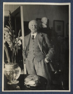 Thomas Hardy, by Lady Ottoline Morrell - NPG Ax141845