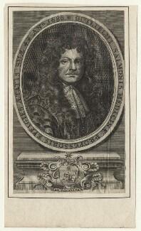 William Salmon, after Unknown artist - NPG D20971
