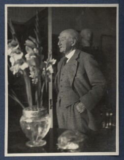 Thomas Hardy, by Lady Ottoline Morrell - NPG Ax141847