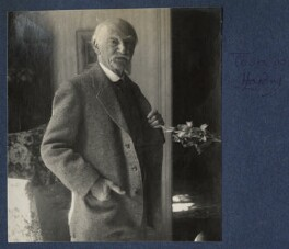 Thomas Hardy, by Lady Ottoline Morrell - NPG Ax141848
