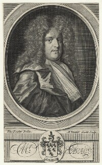 John Savage, by Michael Vandergucht, after  Thomas Forster - NPG D20978