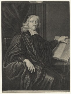 James Sharp, by George Vertue, after  Sir Peter Lely - NPG D20992