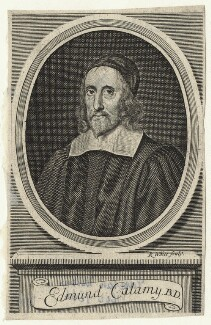 Edmund Calamy, by Robert White - NPG D21001