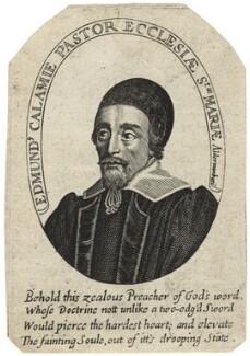 Edmund Calamy, after Unknown artist - NPG D21000
