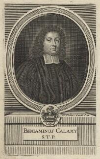 Benjamin Calamy, by Michael Vandergucht - NPG D21007