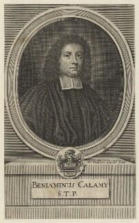 Benjamin Calamy, by Michael Vandergucht - NPG D21008