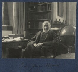 Sir John Francis Fortescue Horner, by Lady Ottoline Morrell - NPG Ax141908