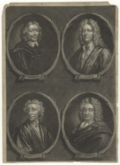Worthies of Britain, by Francis Kyte - NPG D1443