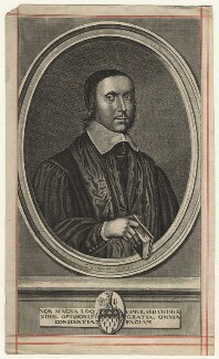 Jeremy Taylor, by Pierre Lombart, after  Unknown artist - NPG D21031