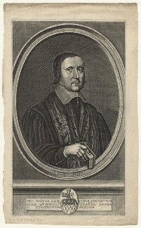 Jeremy Taylor, by Pierre Lombart, after  Unknown artist - NPG D21033