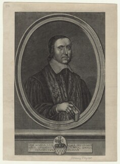Jeremy Taylor, by Pierre Lombart, after  Unknown artist - NPG D21034