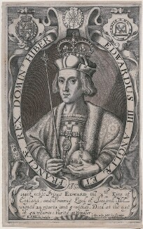 King Edward IV, by Renold or Reginold Elstrack (Elstracke), published by  Compton Holland - NPG D21041