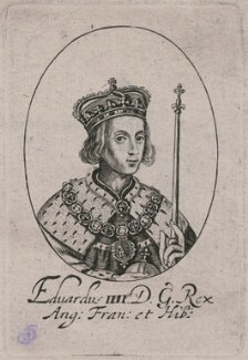 King Edward IV, probably by William Faithorne - NPG D21043