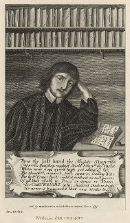 William Cartwright, after Pierre Lombart, after  Unknown artist - NPG D21048