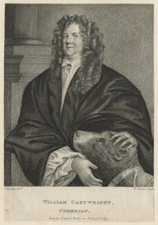 William Cartwright, by R. Clamp, after  Silvester (Sylvester) Harding, possibly after  John Greenhill - NPG D21051