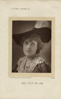Julia Emilie Neilson, by Alfred Ellis - NPG x21476