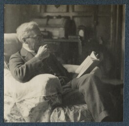 Bertrand Russell, by Lady Ottoline Morrell - NPG Ax142041