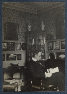 Philip Edward Morrell, by Lady Ottoline Morrell - NPG Ax142043
