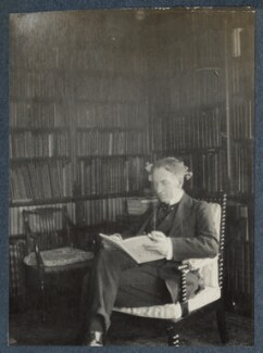 Philip Edward Morrell, by Lady Ottoline Morrell - NPG Ax142044