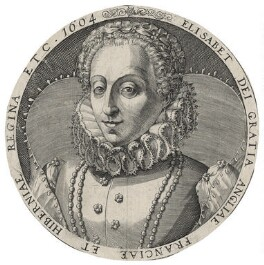 Queen Elizabeth I, after Unknown artist - NPG D21058