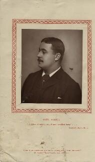 Claude Marius (Claude Marius Duplany), by Albert John Deneulain, published by  Strand Publishing Company - NPG x20492