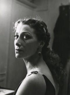 Maya Plisetskaya, by Ida Kar - NPG x127350