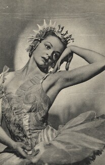Pamela May, by Gordon Anthony, 1946 - NPG x127353 - © reserved; collection National Portrait Gallery, London