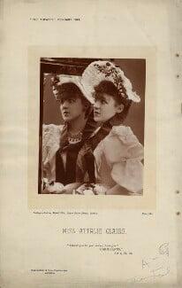 Attalie Claire, by Alfred Ellis, published by  Eglington & Co - NPG x17000