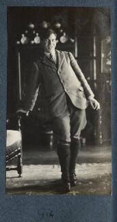 Gilbert Spencer, by Lady Ottoline Morrell - NPG Ax142099
