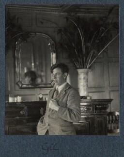 Gilbert Spencer, by Lady Ottoline Morrell - NPG Ax142101