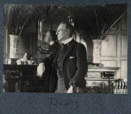 Philip Edward Morrell, by Lady Ottoline Morrell - NPG Ax142100