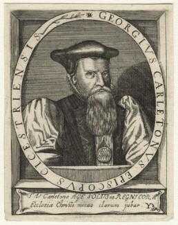George Carleton, after Friedrich van Hulsen, after  Unknown artist - NPG D21078