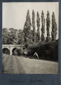 'Botanical Gardens', by Lady Ottoline Morrell - NPG Ax142269