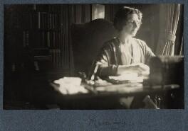 Lady Ottoline Morrell, by Lady Ottoline Morrell - NPG Ax142306