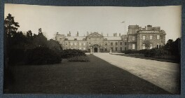 'Welbeck Abbey', by Lady Ottoline Morrell - NPG Ax142307