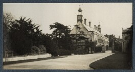 'Welbeck Abbey', by Lady Ottoline Morrell - NPG Ax142310