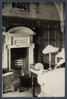 'Cavendish Room, Welbeck', by Lady Ottoline Morrell - NPG Ax142336