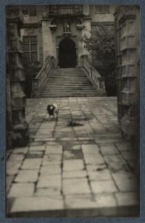 'Bolsover Castle', by Lady Ottoline Morrell - NPG Ax142342