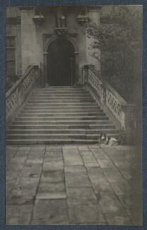 'Bolsover Castle', by Lady Ottoline Morrell - NPG Ax142343