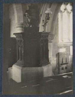 Julian Vinogradoff (née Morrell), by Lady Ottoline Morrell - NPG Ax142358