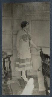 Lady Ottoline Morrell, by Lady Ottoline Morrell - NPG Ax142362