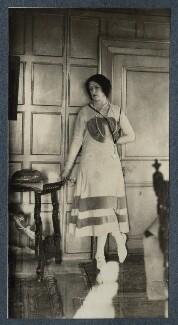 Lady Ottoline Morrell, by Lady Ottoline Morrell - NPG Ax142364