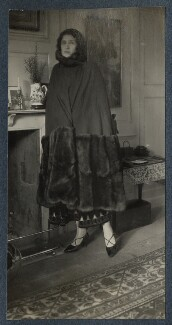 Lady Ottoline Morrell, by Lady Ottoline Morrell - NPG Ax142374
