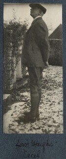 Hugh Richard Heathcote Gascoyne-Cecil, Baron Quickswood, by Lady Ottoline Morrell - NPG Ax142387